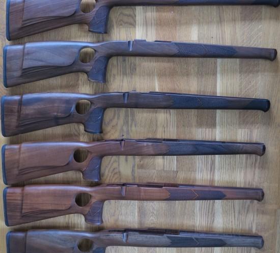Schäfte für Mauser 98