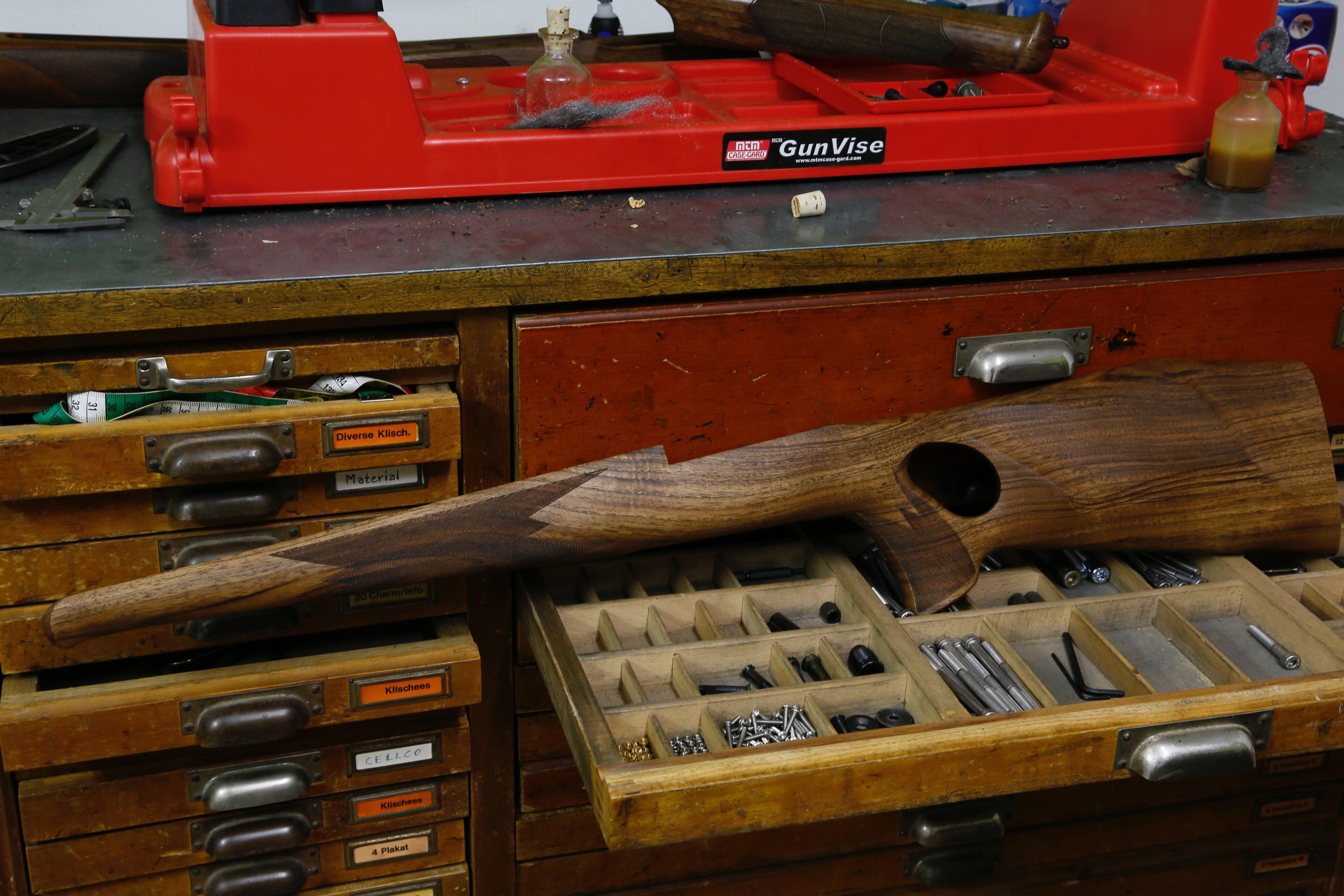 Schaft für Mauser 66
