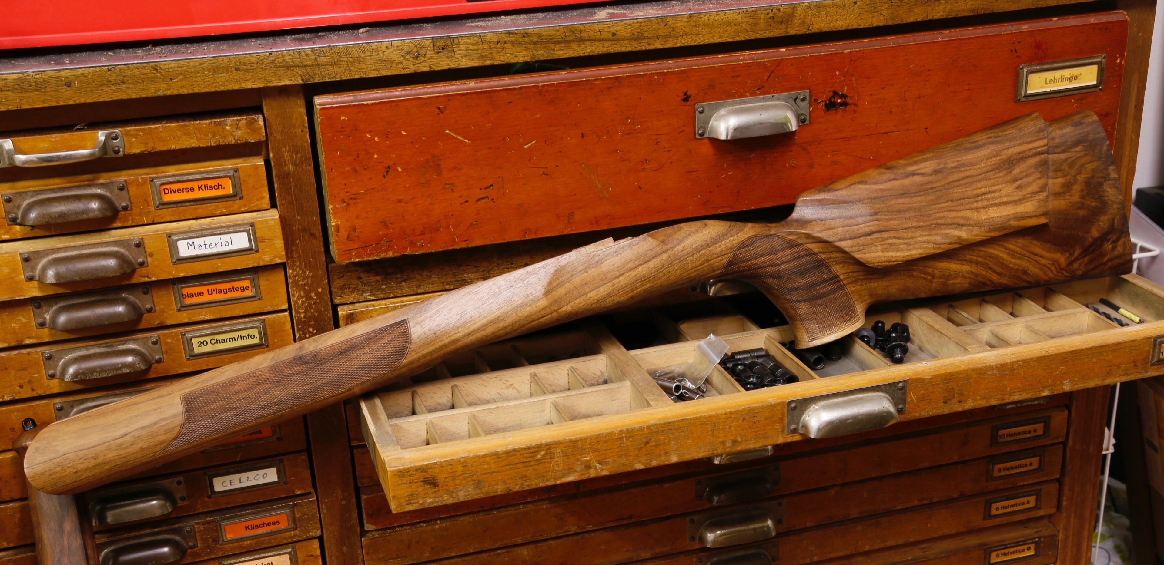 Schaft für Mauser 98