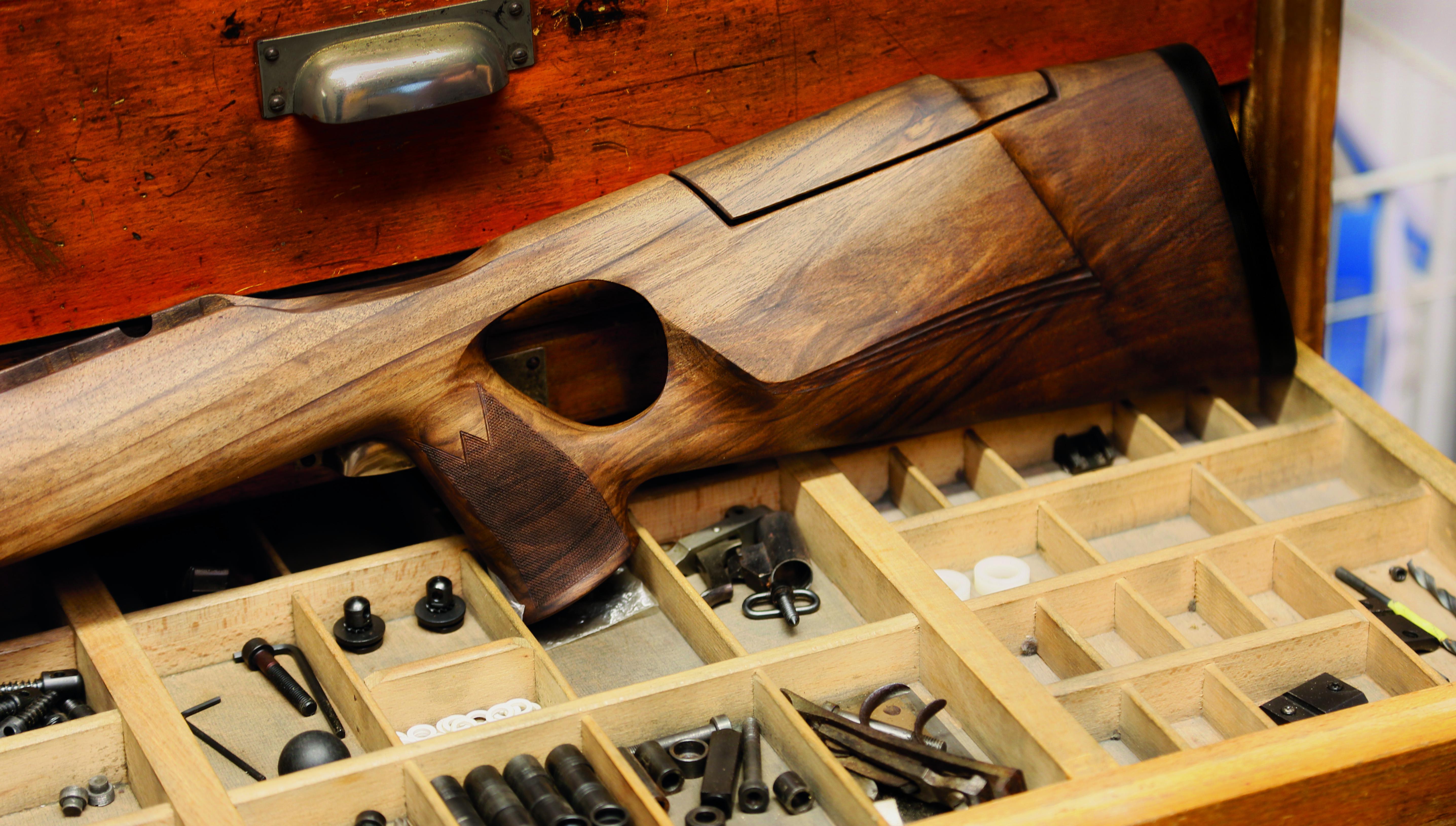 Schaft für Mauser M03