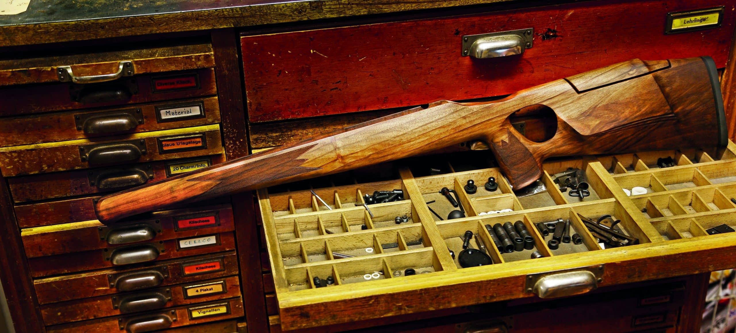 Schaft Mauser M03