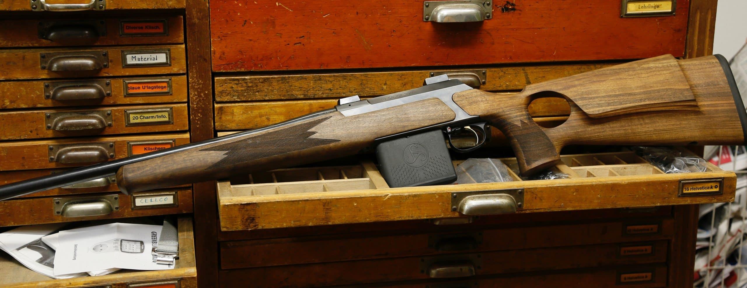 Schaft für Sauer 200 Modell 2